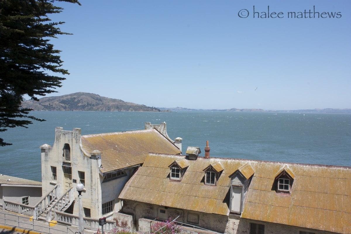 Alcatraz village