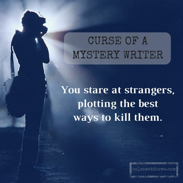 Curse of a mystery writer 2